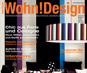 wohn! design magazine