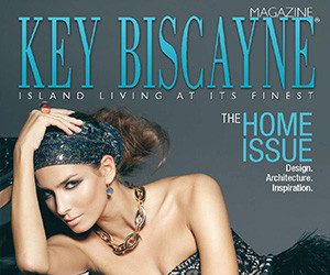 key biscayne magazine : home issue