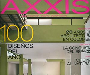 axxis magazine : colombianos en el exterior
