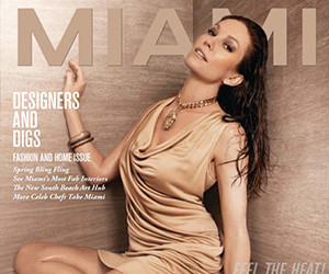 MIAMI Magazine : color coded