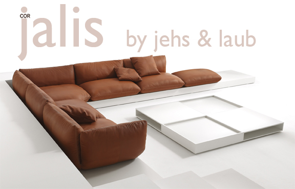 the jalis by jehs & laub is in the house….