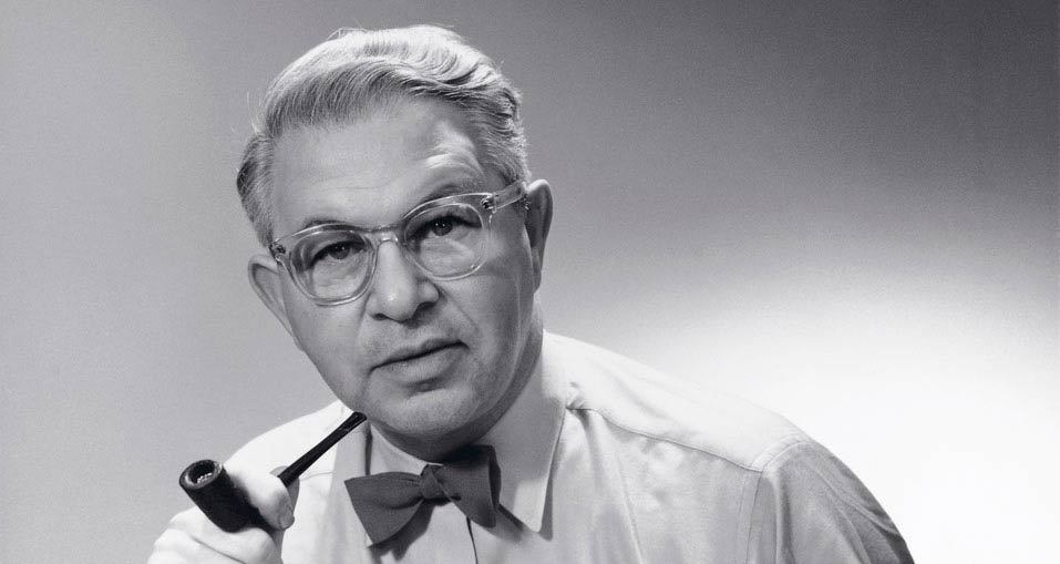 architect & designer arne jacobsen