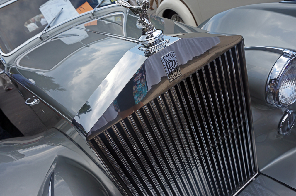 rolls-royce selects  glottman for 'excellence in design'