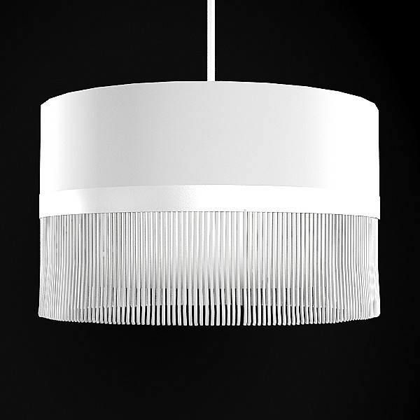 fringe pendant. (50% off. was $1,315/now $657.50.)