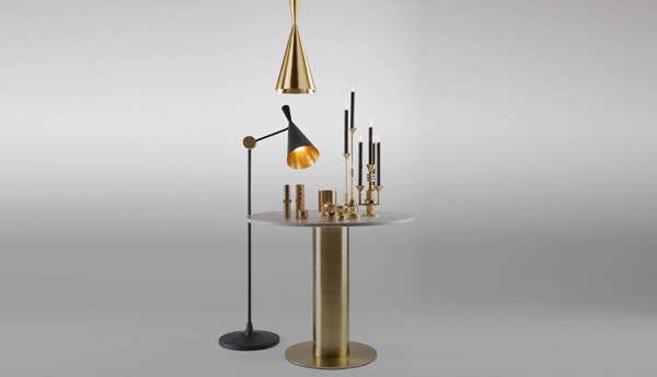 tom dixon lighting + furniture.