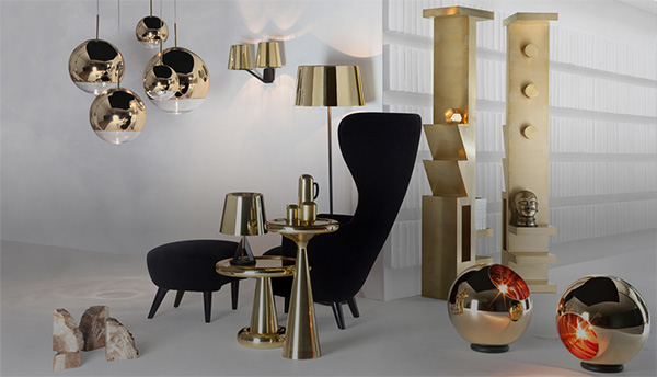 15% off tom dixon lighting + furniture