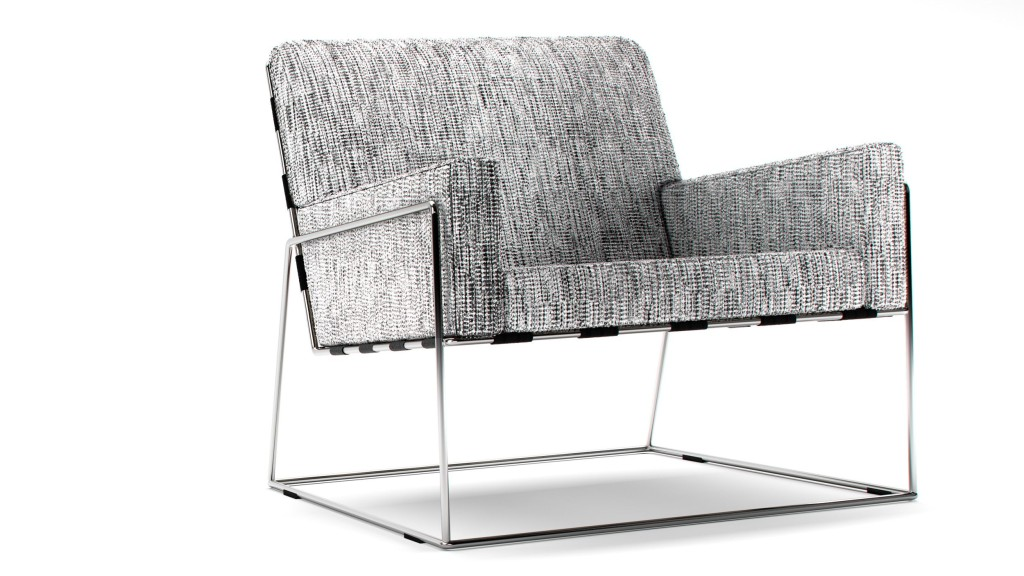 charles chair by marcel wanders for moooi.