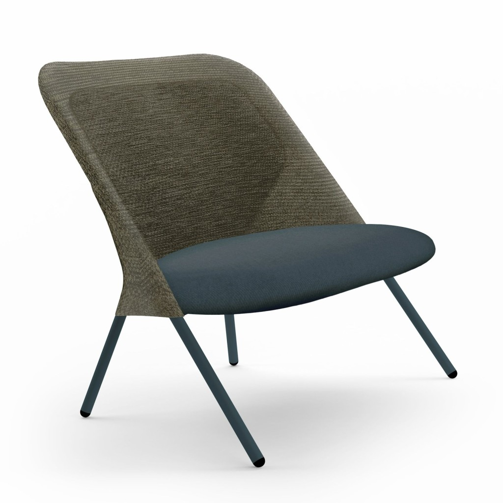 shift lounge chair from moooi.
