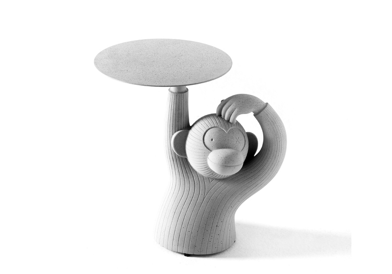 the monkey side table from bd barcelona