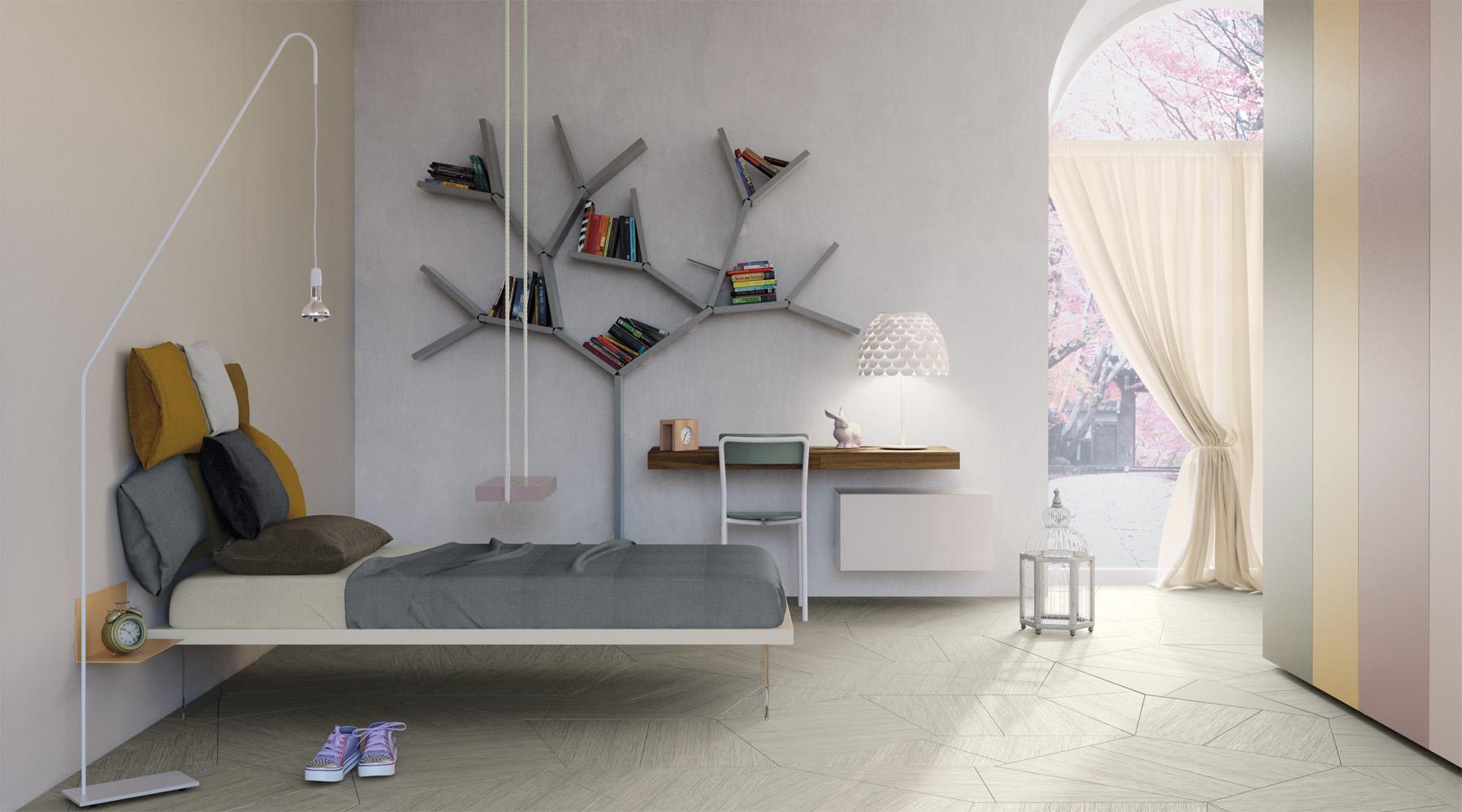 Camera-per-bambini-di-design
