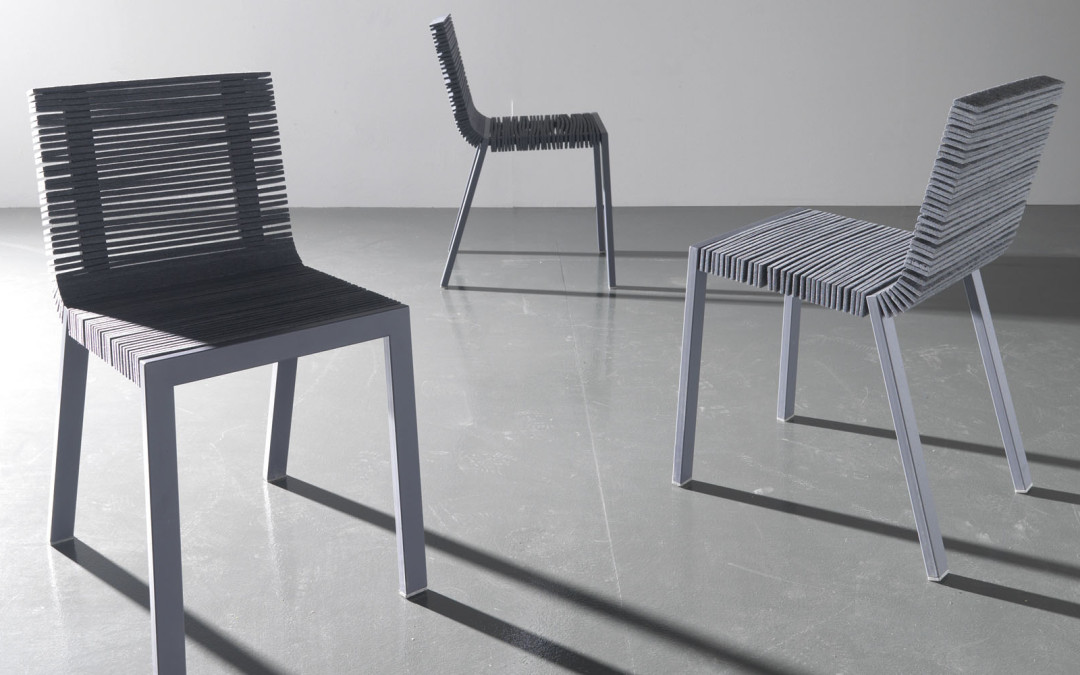 climb into the step chair from lago: available at glottman