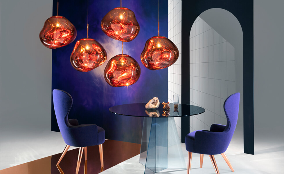 it's all about the melt from tom dixon.