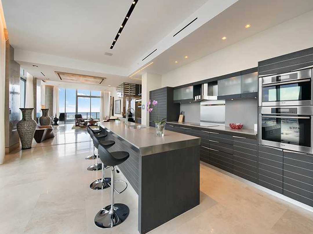 miami epic residence kitchen