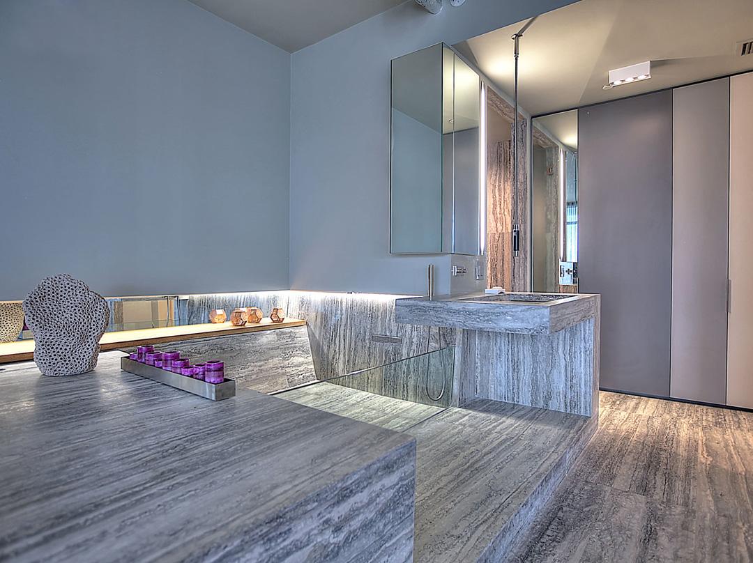 glottman projects south beach bedroom