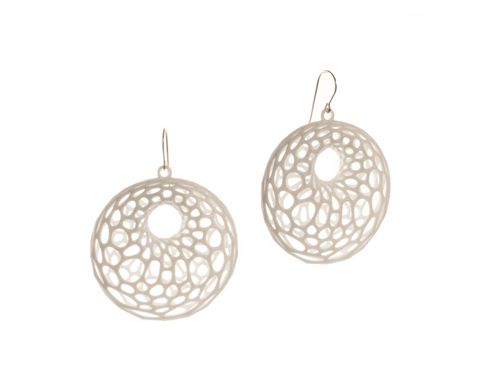 cellular earrings