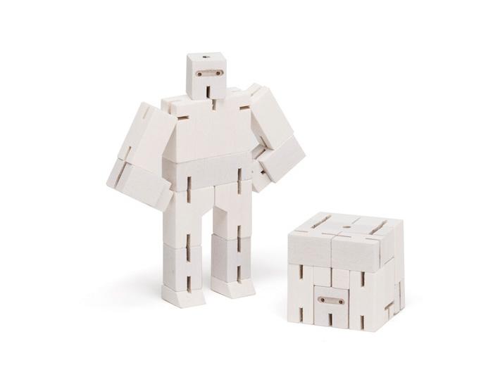 cubebot micro white
