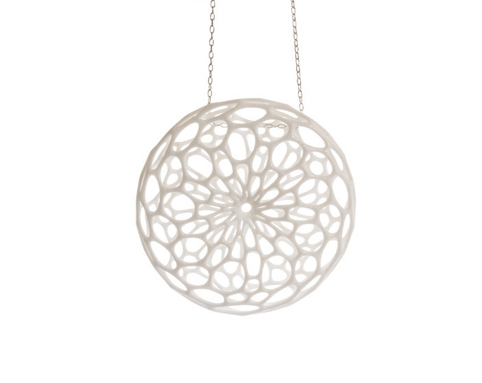 cellular pendant white