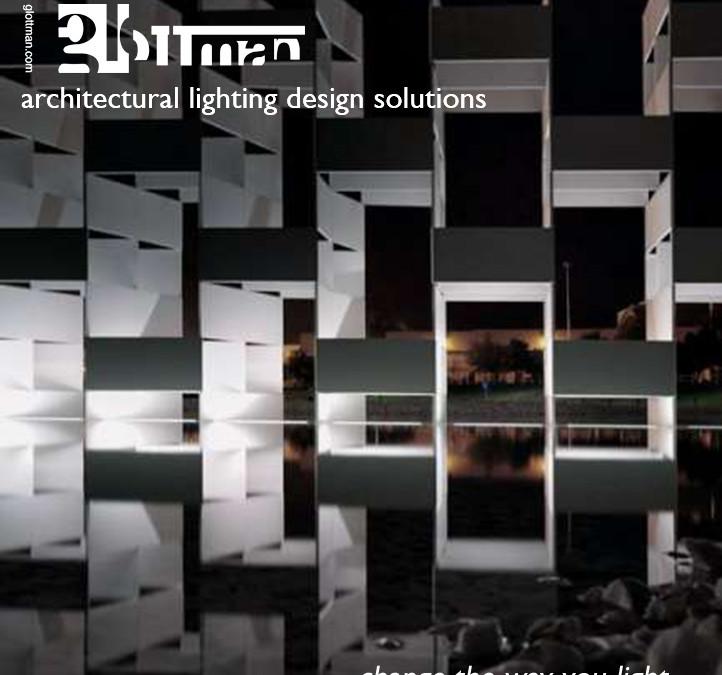 in focus: glottman architectural lighting design solutions