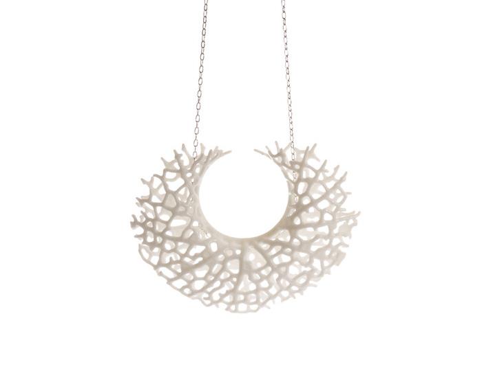 vessel pendant white