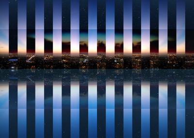 © city dusk