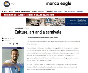 naples news : marco eagle ezine