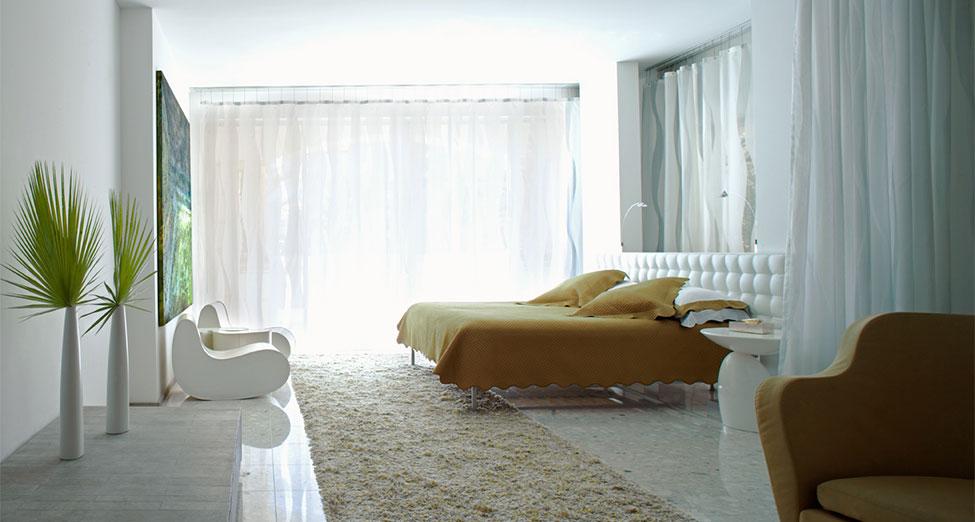 fisher island bedroom