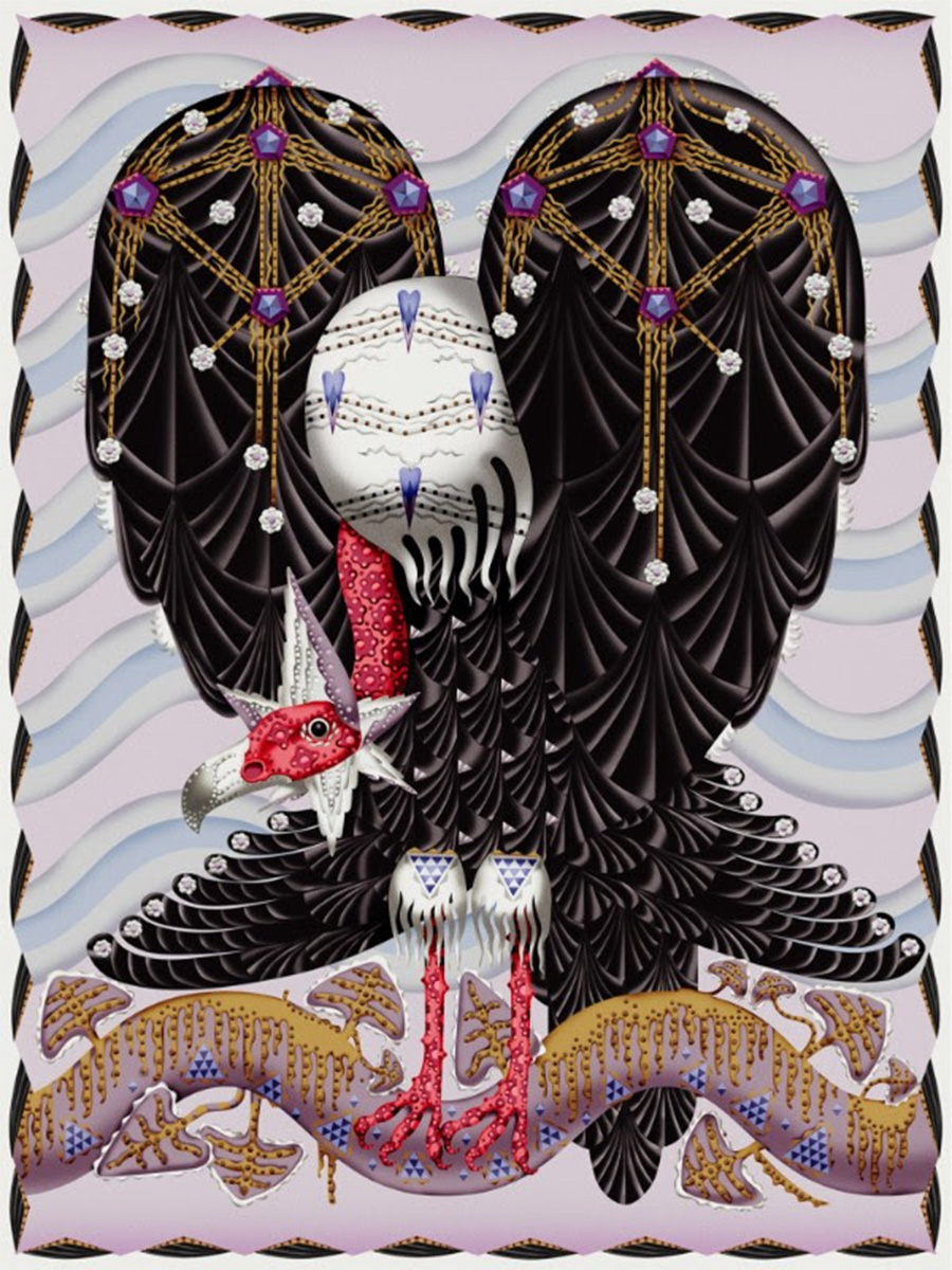 vulture/klaus haapaniemi.