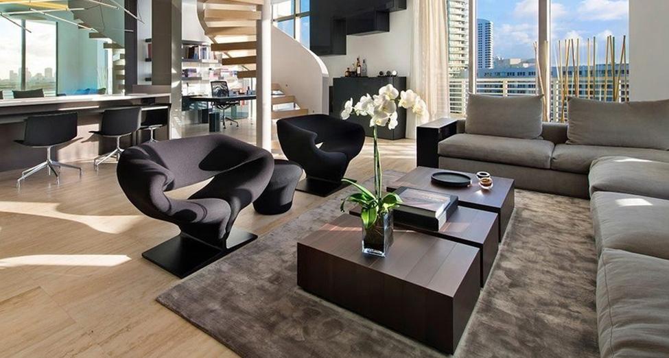 capri penthouse