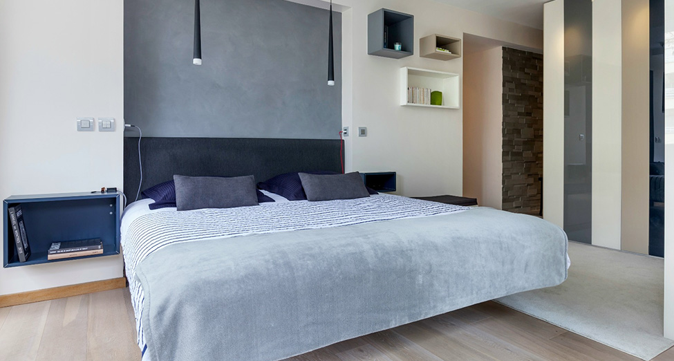 lago projects | apartamento bedroom