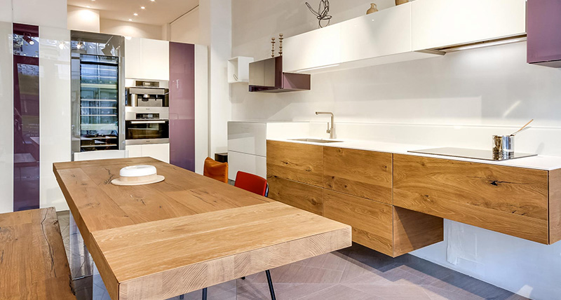 lago projects | wildwood kitchen + air table + n.o.w. larder