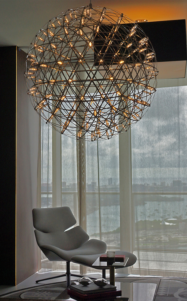 moooi project | raimond light