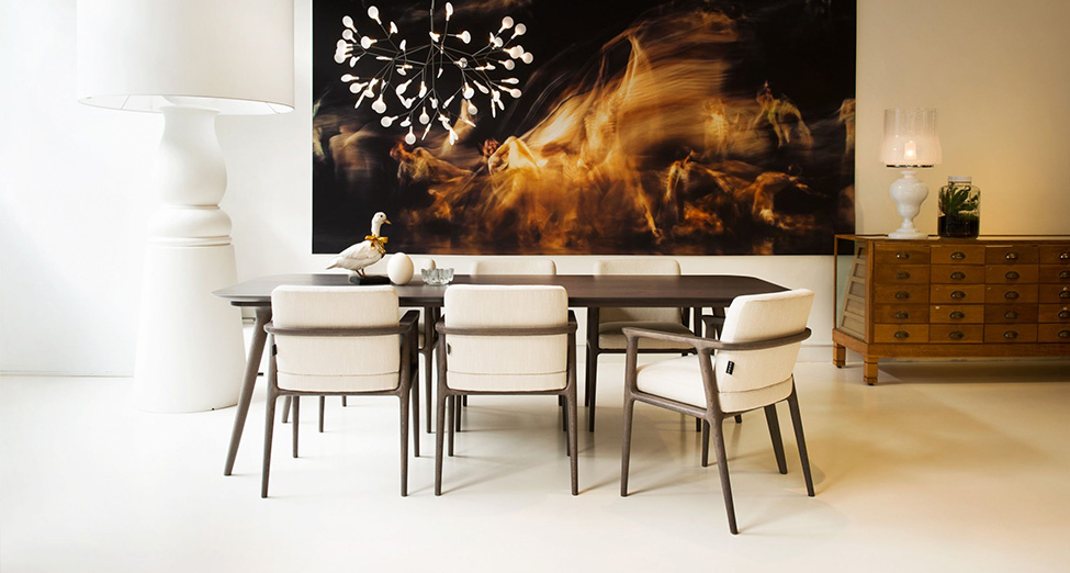 moooi projects | dining