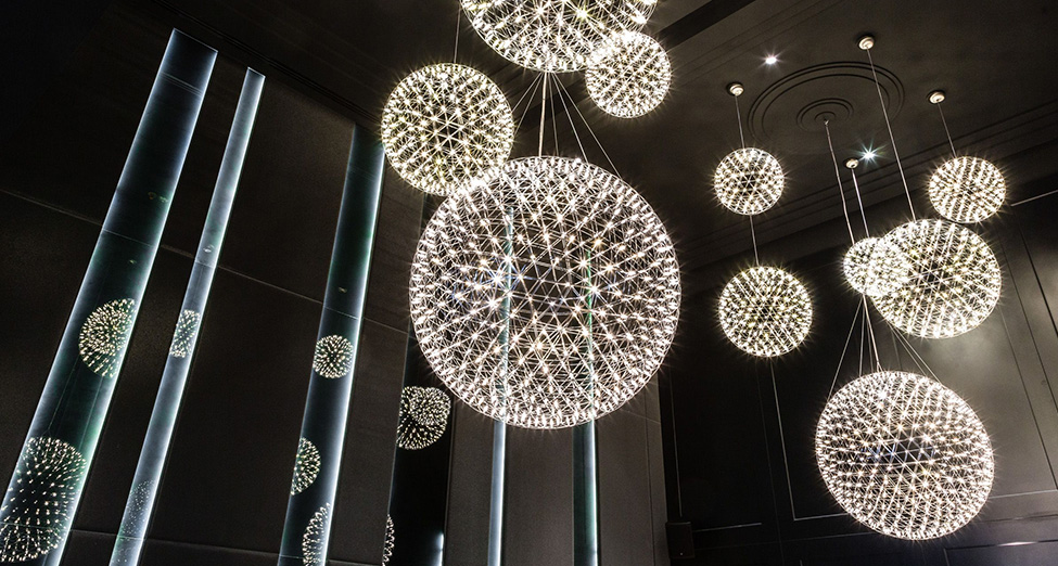 moooi projects | raimond lamp