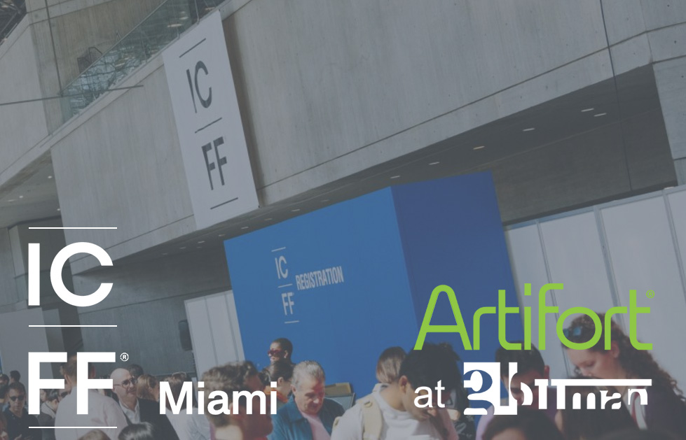 glottman presents artifort at icff miami