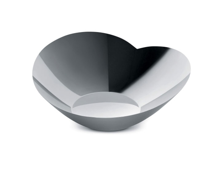 glottman alessi collection: salad serving bowl