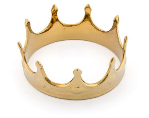 memorabilia gold my crown