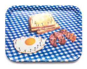 toiletpaper breakfast tray
