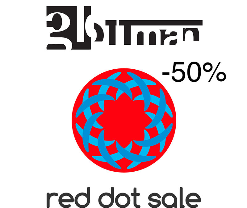 glottman red dot sale