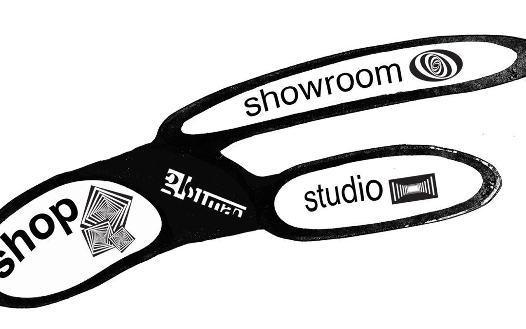 glottman comprehensive interactive logo