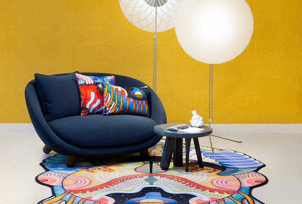 moooi carpets to complete your home